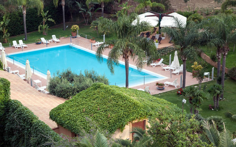 Hotel della valle agrigento hotel - Hotel valle aurina con piscina ...